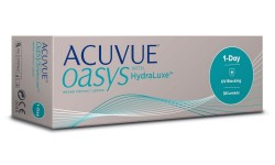 Acuvue OASYS 1-Day with HydraLuxe Technology (30 линз)