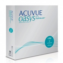 Acuvue Oasys 1-Day with HydraLuxe (90 шт.)